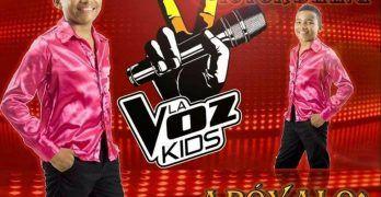 Victor Swing, el niño sincelejano que pisa fuerte en el reality La Voz Kids de Caracol TV